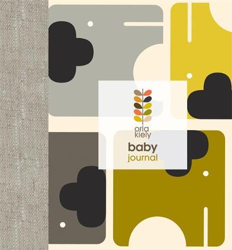 Orla Kiely Baby Journal (Spiral bound)