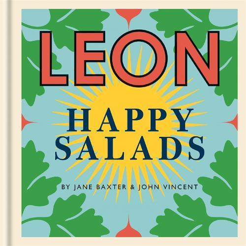 Happy Leons: LEON Happy Salads - Happy Leons (Hardback)