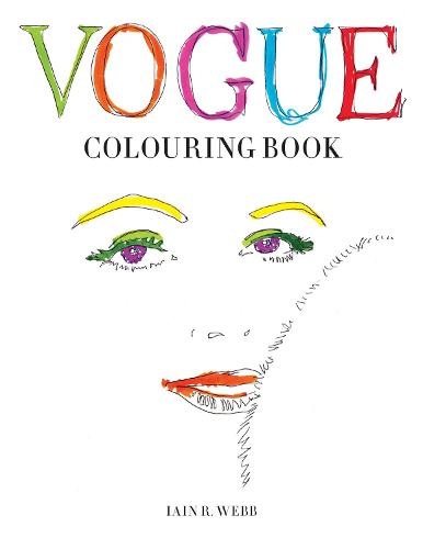 Vogue Colouring Book (Paperback)