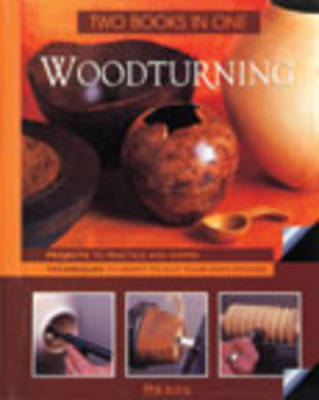 Two in One: Woodturning (Spiral bound)