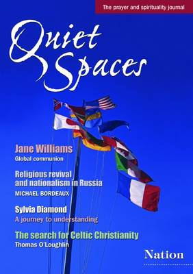 Nation - Quiet Spaces: The BRF Prayer & Spirituality Journal v. 15 (Paperback)