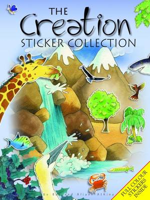 The Creation Sticker Collection (Paperback)