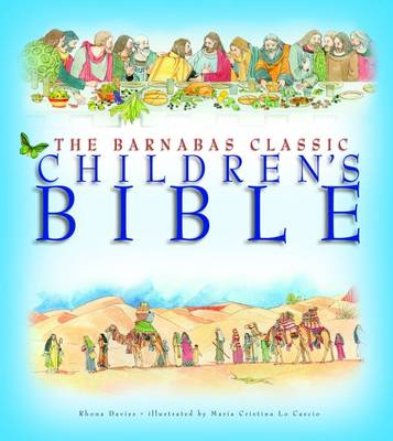 The Barnabas Classic Children's Bible (Hardback)
