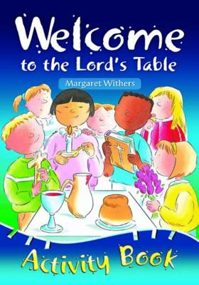 Welcome to the Lord's Table Activity Book 2016 (Paperback)