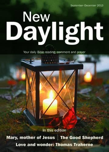 New Daylight: September-December 2013: Your Daily Bible Reading, Comment and Prayer (Paperback)