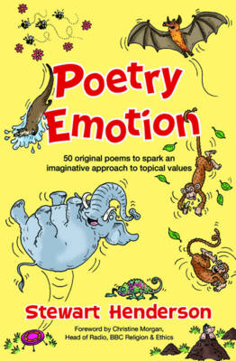 Poetry Emotion: 50 original poems to spark an imaginative approach to topical values (Paperback)