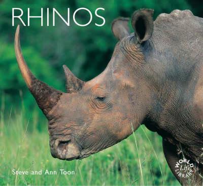 Rhinos - Worldlife Library (Paperback)