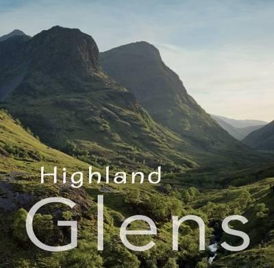 Highland Glens - Colin Baxter Gift Book (Paperback)