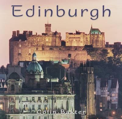 Edinburgh - Colin Baxter Gift Book (Paperback)