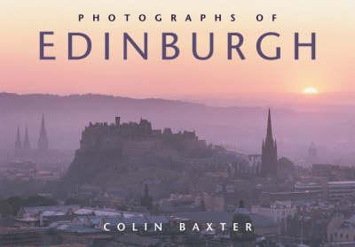Photographs of Edinburgh (Paperback)