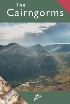 The Cairngorms - Colin Baxter Maps (Sheet map, flat)