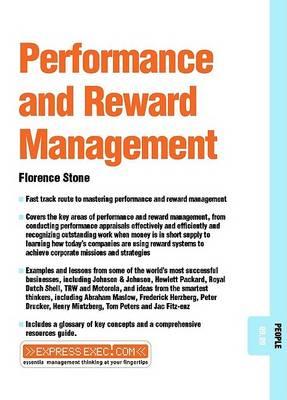 Performance and Reward Management: People 09.09 - Express Exec (Paperback)
