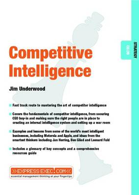 Competitive Intelligence: Strategy 03.09 - Express Exec (Paperback)