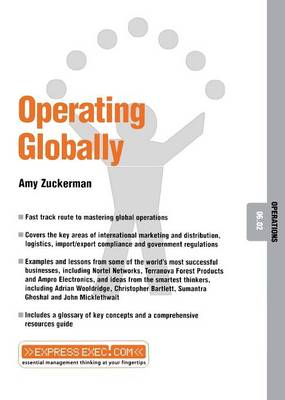 Operating Globally: Operations 06.02 - Express Exec (Paperback)