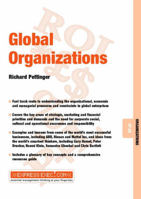 Global Organizations: Organizations 07.02 - Express Exec (Paperback)