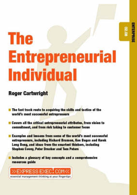 The Entrepreneurial Individual: Enterprise 02.08 - Express Exec (Paperback)
