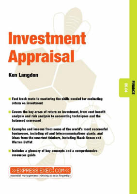 Investment Appraisal - ExpressExec S. (Paperback)