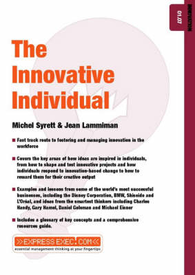 The Innovative Individual: Innovation 01.07 - Express Exec (Paperback)