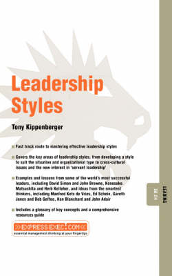 Leadership Styles: Leading 08.04 - Express Exec (Paperback)