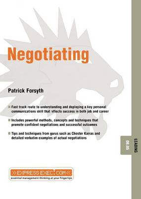 Negotiating: Leading 08.05 - Express Exec (Paperback)