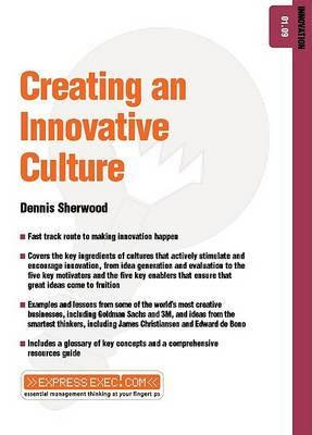 Creating an Innovative Culture: Enterprise 02.10 - Express Exec (Paperback)