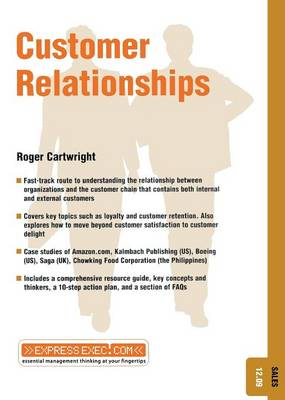 Customer Relationships: Sales 12.9 - Express Exec (Paperback)