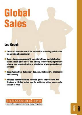 Global Sales: Sales 12.2 - Express Exec (Paperback)