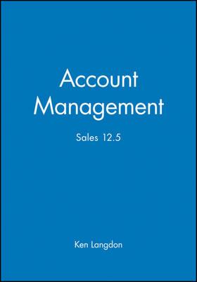 Account Management: Sales 12.5 - Express Exec (Paperback)