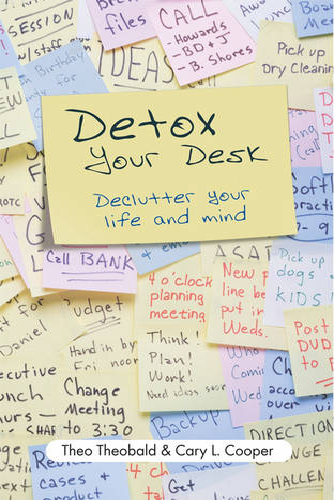 Detox Your Desk: Declutter Your Life and Mind (Paperback)