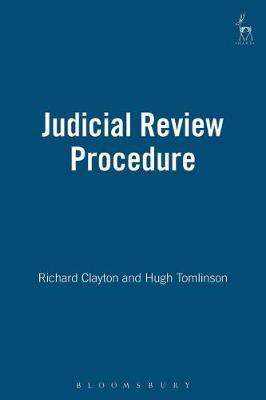 Judicial Review Procedure (Paperback)