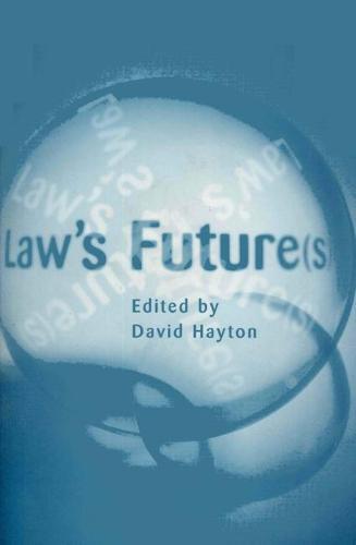 Law's Future(s) (Hardback)