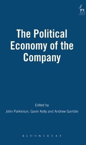 The Political Economy of the Company (Hardback)