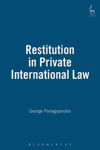 Restitution in Private International Law (Hardback)