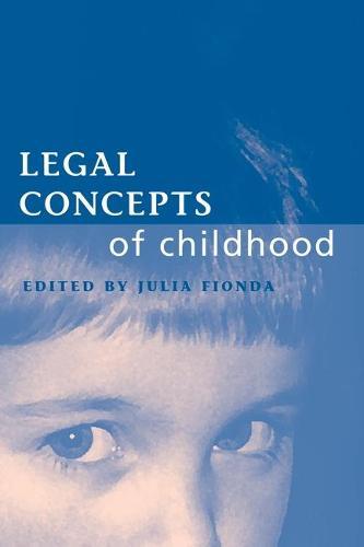 Legal Concepts of Childhood (Hardback)