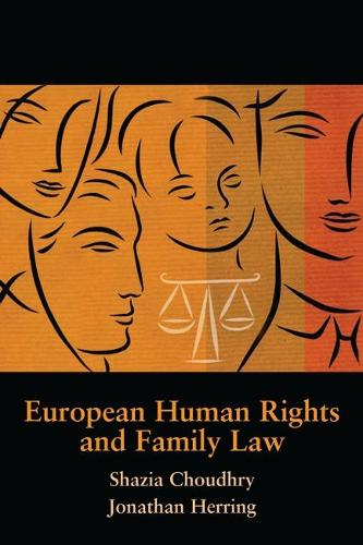 European Human Rights and Family Law (Paperback)