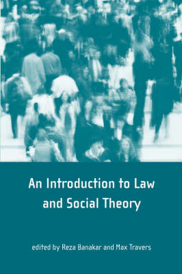 An Introduction to Law and Social Theory (Paperback)