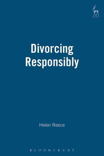 Divorcing Responsibly (Hardback)