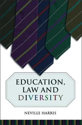 Education, Law and Diversity (Paperback)