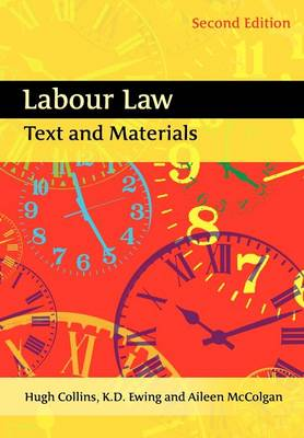 Labour Law: Text and Materials (Paperback)
