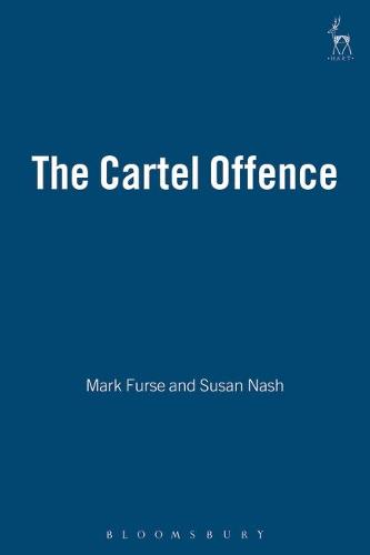The Cartel Offence (Paperback)