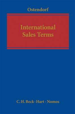 International Sales Terms (Hardback)