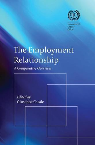 Employment Relationship: A Comparative Overview - Modern Studies in European Law (Paperback)