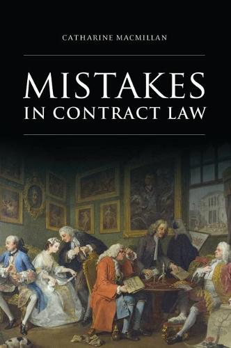 Mistakes in Contract Law (Hardback)