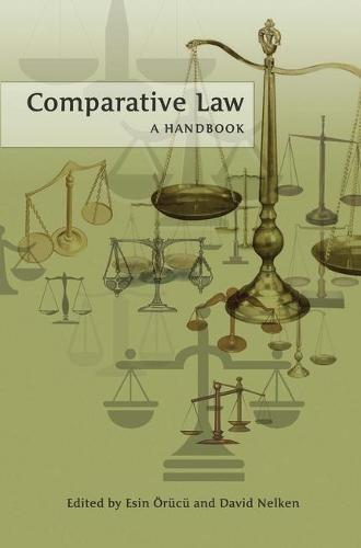 Comparative Law: A Handbook (Paperback)