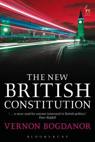The New British Constitution (Paperback)
