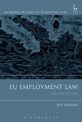 EU Employment Law - Modern Studies in European Law (Paperback)