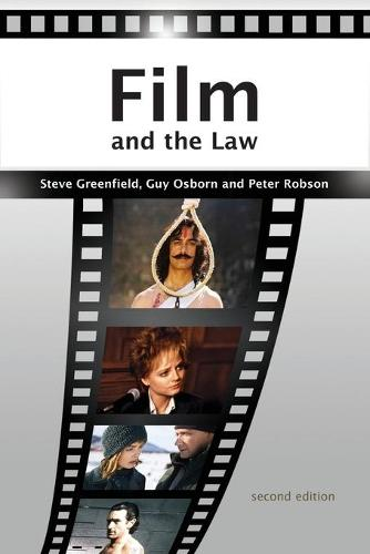 Film and the Law: the cinema of justice: The Cinema of Justice (Paperback)