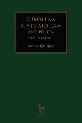 European State Aid Law and Policy (Hardback)