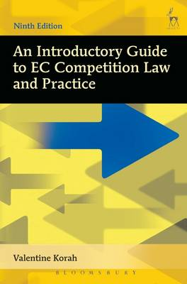 An Introductory Guide to EC Competition Law and Practice (Paperback)