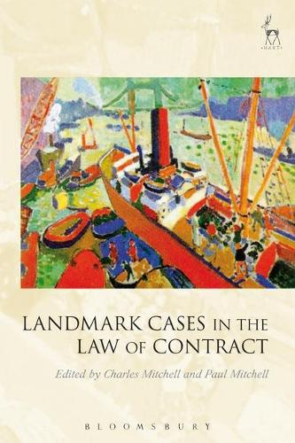 Landmark Cases in the Law of Contract (Hardback)